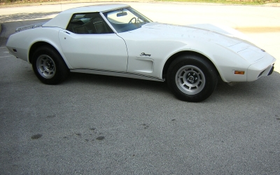 1975 Chevy Corvette Convertible