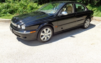 2007 Jaguar X Type Sedan