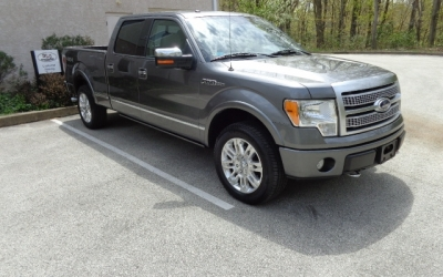 2010 Ford F150 Platinum