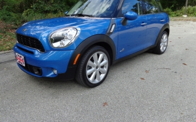 2012 Mini S Countryman AWD